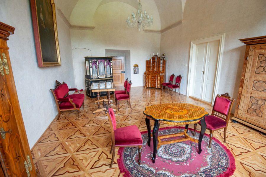 Biskupský pokoj