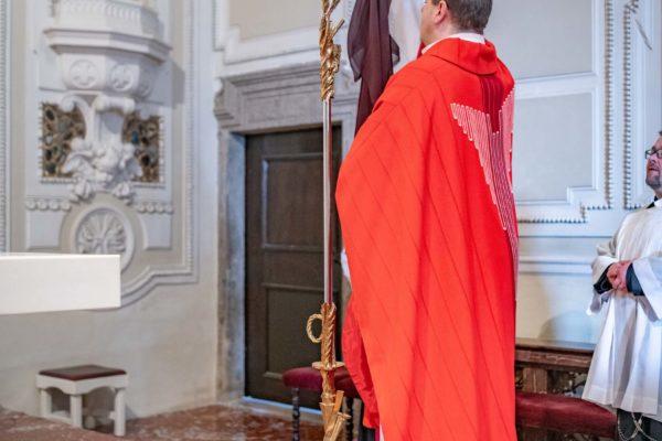 Uctívání sv. Kříže