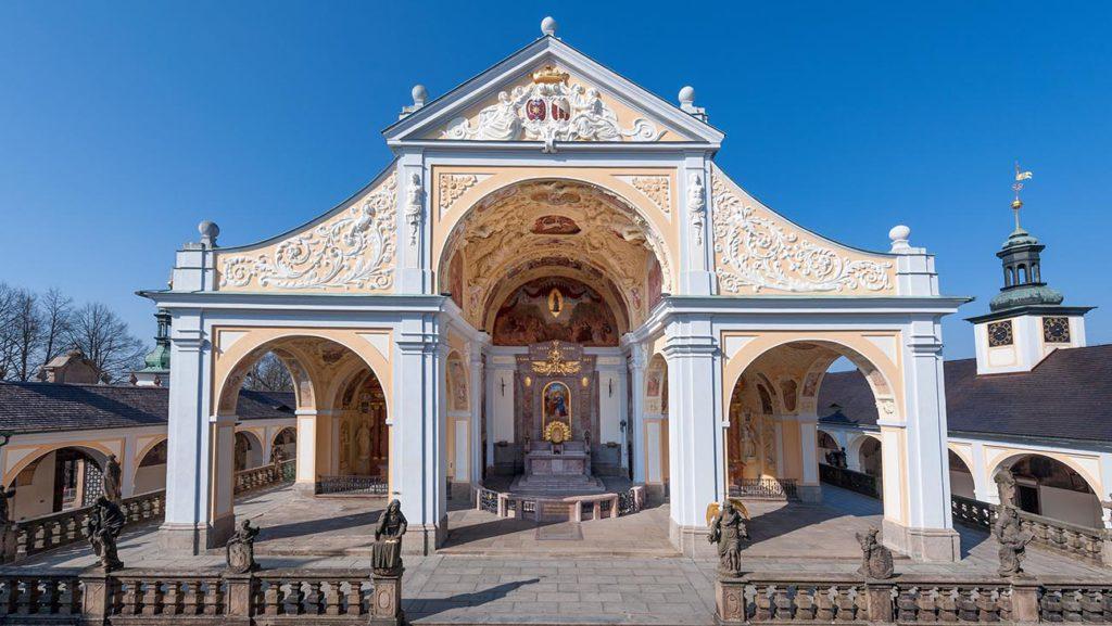 Bazilika Svaté Hory