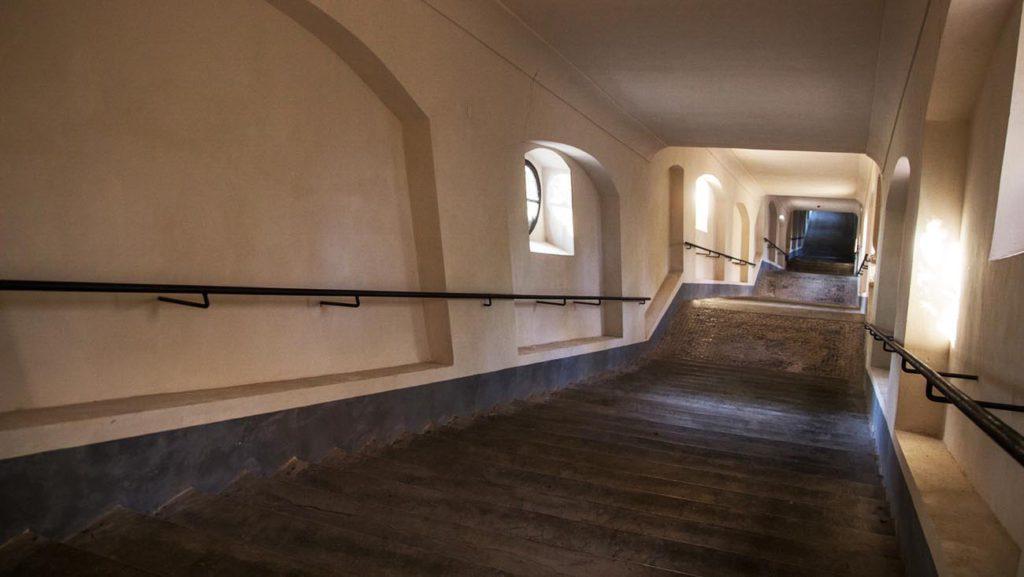 Svatohorské schody
